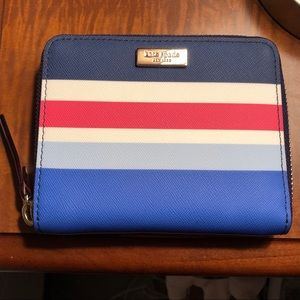 KATE SPADE wallet with tags